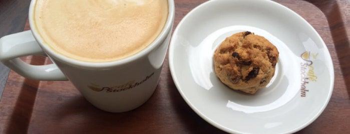 Cafe Stockholm is one of Tempat yang Disimpan Dilara.