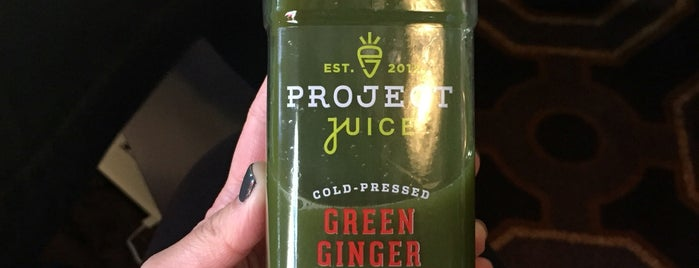 Project Juice is one of California to-do.