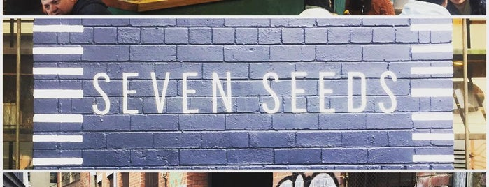 Seven Seeds is one of Melbourne.