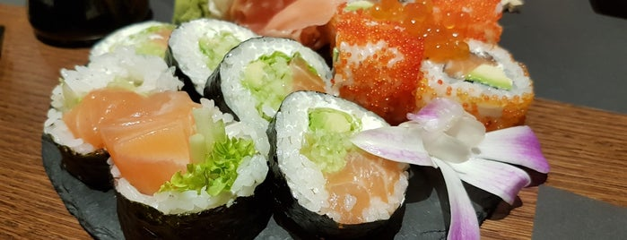 Hashi Sushi is one of Gdansk.