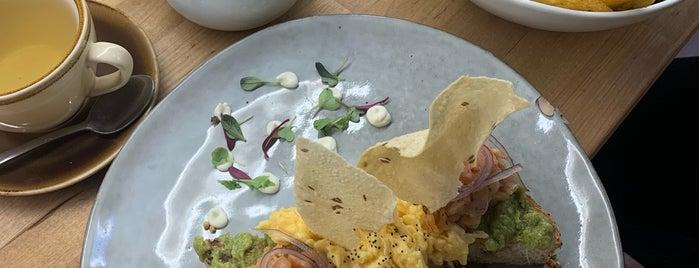 Eat My Trip is one of Breakfast in Barcelona.