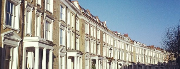 Earl's Court is one of London's Neighbourhoods & Boroughs.
