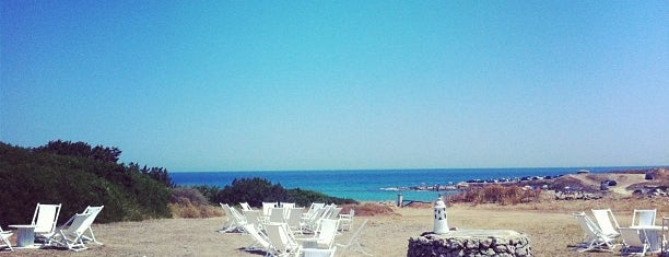 White Ostuni Beach Club is one of Apulia Lifestyle Guide.