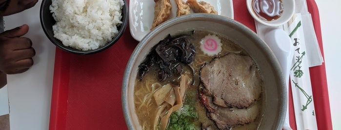 Ramen Musashi is one of Jinさんの保存済みスポット.