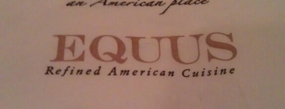 Equus is one of Louisville.