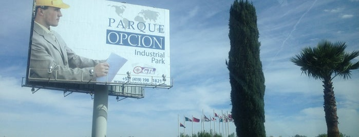 Parque Industrial Opción is one of Fernandoさんのお気に入りスポット.