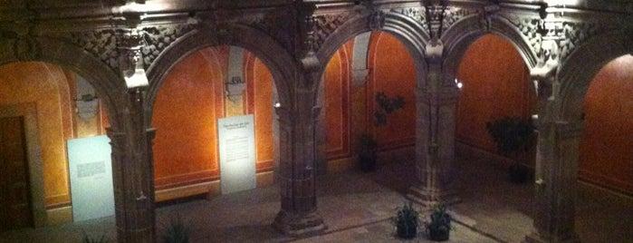 Museo de Arte de Queretaro is one of QRO.