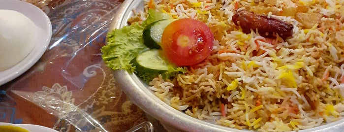 Al Jazeerah Restaurant & Cafe is one of Abdallah'ın Beğendiği Mekanlar.