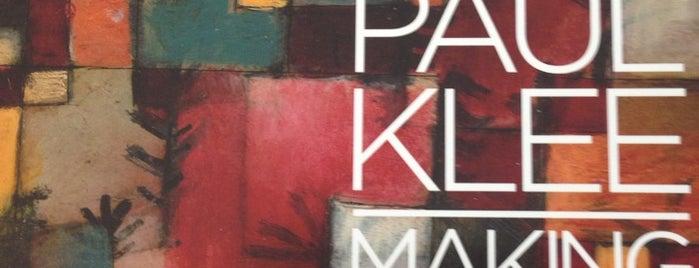 Paul Klee Making Visible is one of Orte, die Kris gefallen.