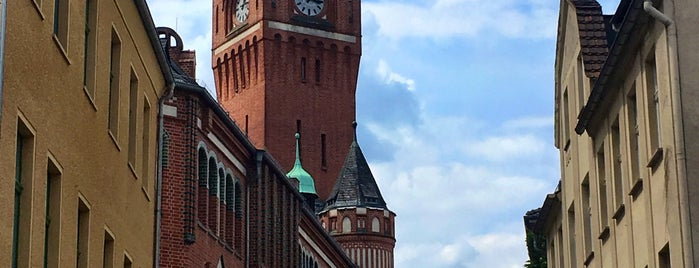 Altstadt Köpenick is one of Besuch.