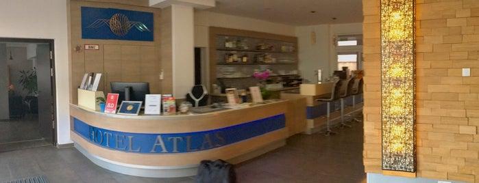 Hotel Atlas is one of Hotels 2.
