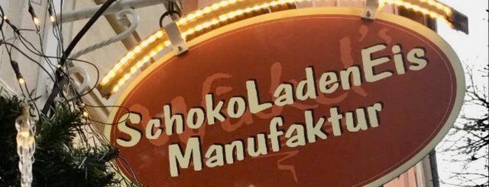 SchokoLadenEis Manufaktur is one of Eis Berlin.