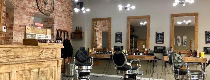 Rowdy Barbershop & Academy is one of Berlijn.