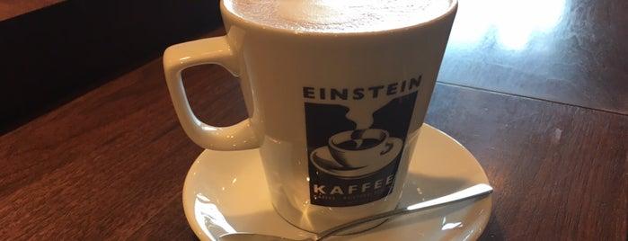 Einstein Kaffee is one of Locais curtidos por Vangelis.
