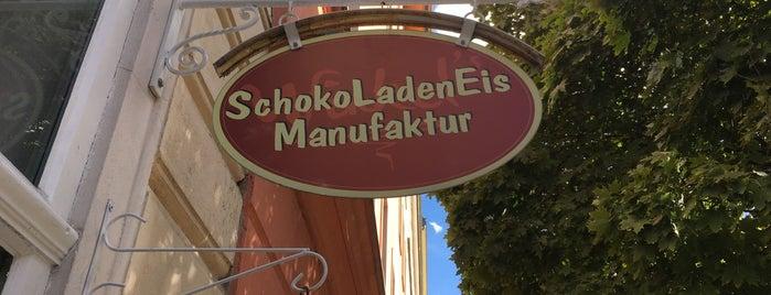 SchokoLadenEis Manufaktur is one of Ice Cream In Berlin.