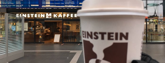 Einstein Kaffee is one of Lieux qui ont plu à Vangelis.