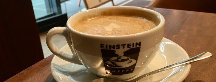Einstein Kaffee is one of Vangelis : понравившиеся места.
