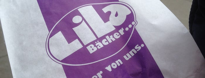 Lila Bäcker is one of Orte, die Franz gefallen.