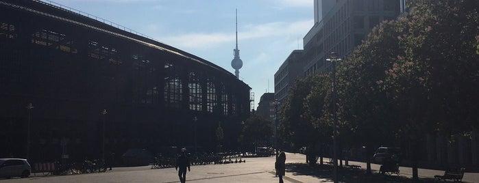 Dorothea-Schlegel-Platz is one of Berlin unsorted.