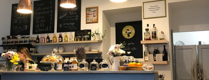 Café Na Hlas is one of Prag.