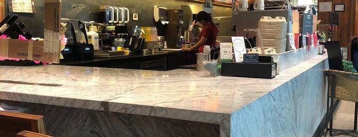 Starbucks is one of สถานที่ที่ Gabriel ถูกใจ.