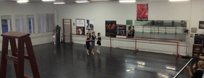 Ballet Stagium is one of Locais curtidos por Fndotucci.