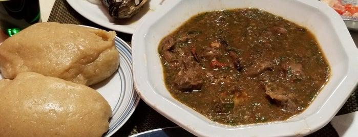 Essamba Specialité Africaine is one of Orte, die Adam gefallen.