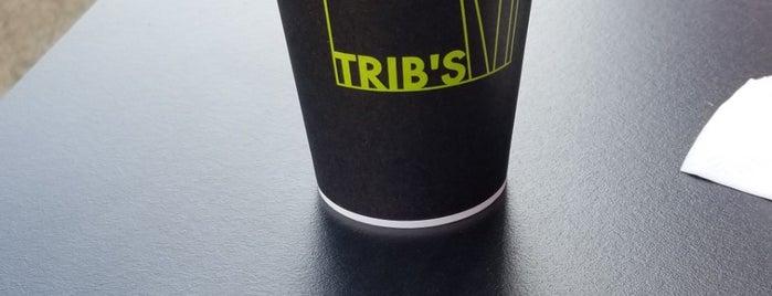 Trib's is one of Orte, die Adam gefallen.