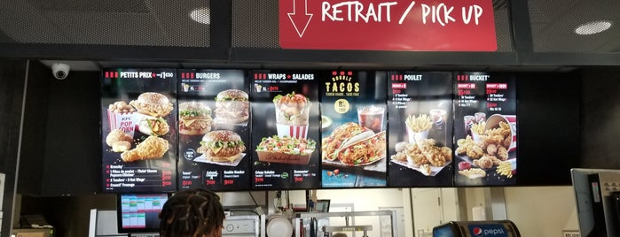 KFC Cannes is one of Strazburg-Nice-Marsilya.