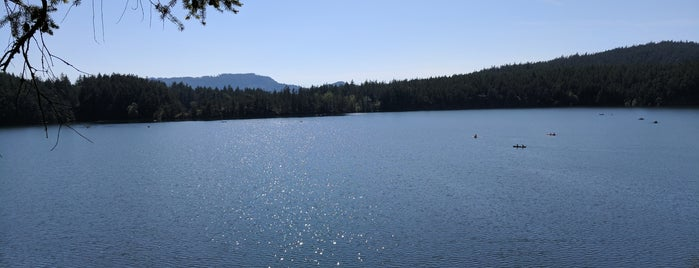 Moran State Park is one of Camping/Hiking in Western Washington.
