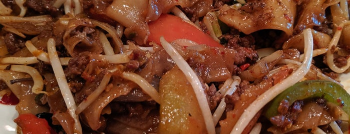 Thailand Restaurant is one of Restaurants.