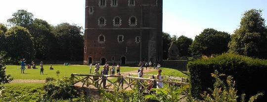 Tattershall Castle is one of Lieux qui ont plu à Carl.