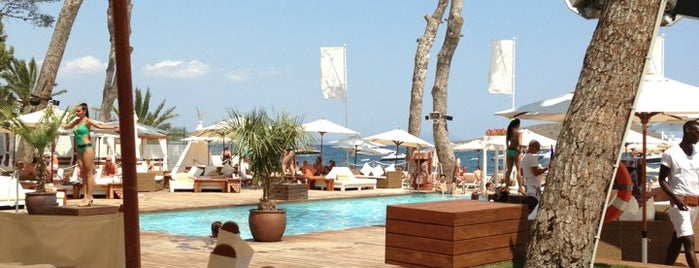 Nikki Beach is one of Favourites.