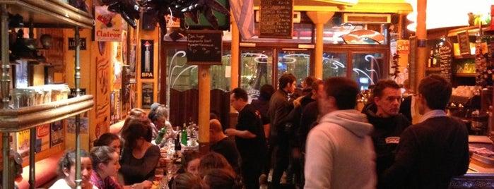 Au Dernier Métro is one of Chill food Paris.
