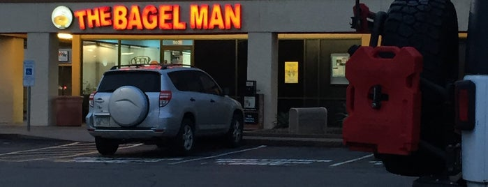 The Bagel Man is one of Arizona.