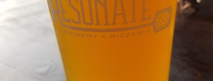 Resonate Brewery & Pizzaria is one of Daniel 님이 좋아한 장소.