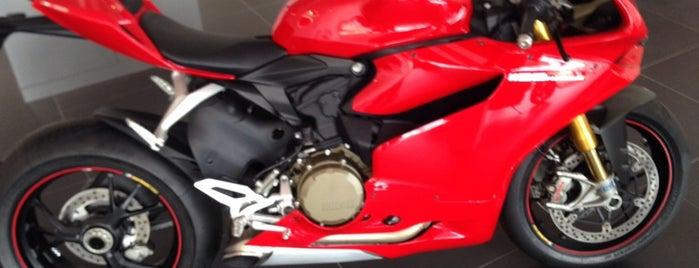 Ducati is one of Aldo : понравившиеся места.