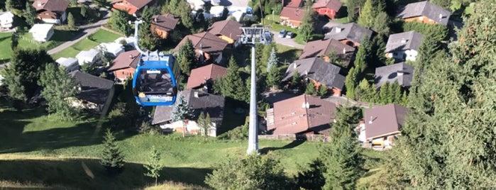 Gondelbahn Kandersteg-Oeschinensee is one of Locais curtidos por Amit.