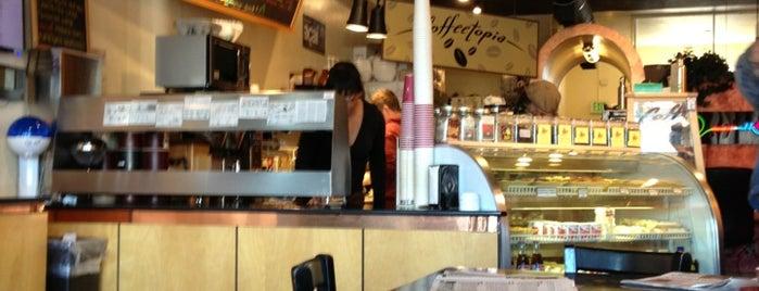 Coffeetopia is one of Gespeicherte Orte von Matt.