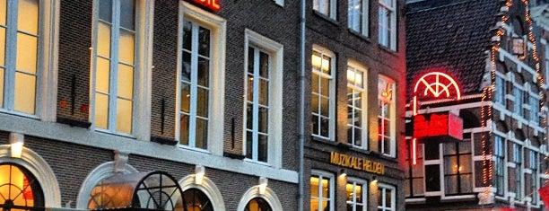 De Kleine Komedie is one of IDFA - Festivallocaties & Tips.