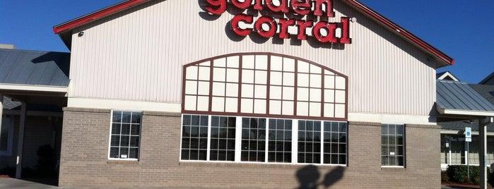 Golden Corral is one of Sheila : понравившиеся места.