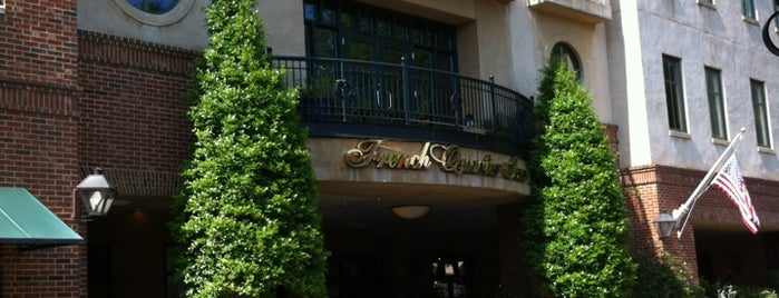 French Quarter Inn is one of Traveler's Choice 2012 - Top 25 Hotels in the U.S..