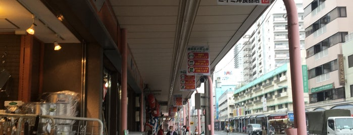 Kappabashi Dougu Street is one of TOKYO ShoppingSpot.