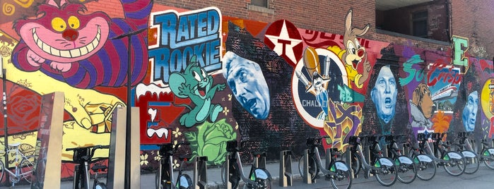 Plateau-Mont-Royal is one of Montréal: My favorite nightlife spots!.