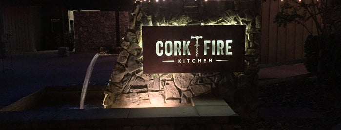 Cork | Fire Kitchen is one of Antoinetteさんのお気に入りスポット.