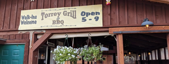 Torrey Grill & Bbq is one of BBQ_US All States.