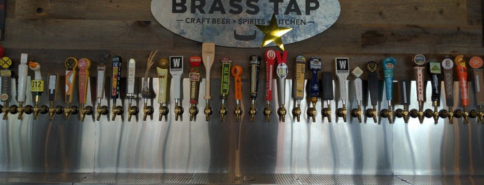 The Brass Tap is one of Best of Huntsville.
