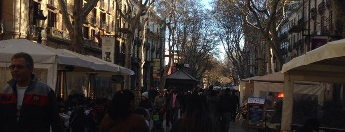 Bar Restaurante Las Ramblas is one of Barcelona.