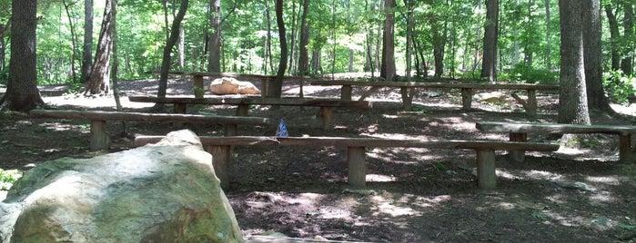Rock Ridge Park is one of RDU Baton - Short Road Trips.