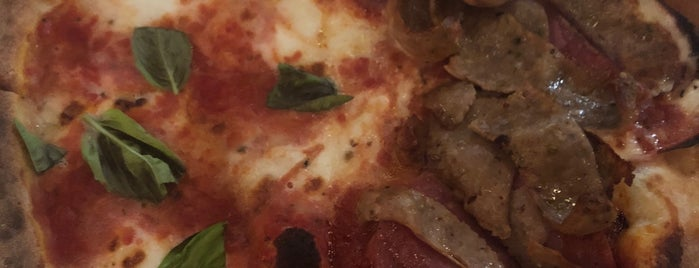 Flame Pizzeria is one of Eater/Thrillist/Infatuation.